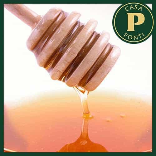 Gelatina di miele all'Aceto Balsamico di Modena IGP Ponti e alle fragole di bosco