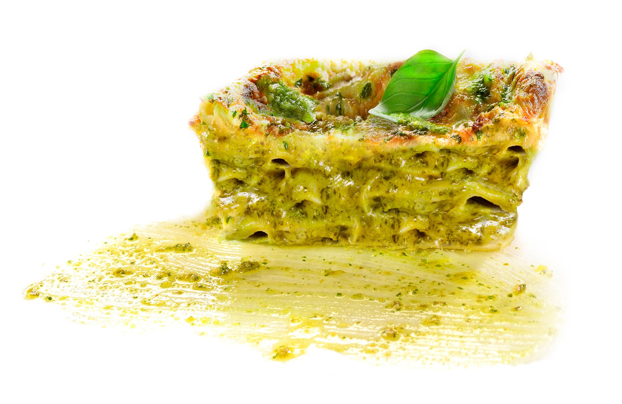 Lasagne al Pesto alla Genovese Ponti