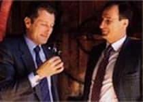 Cesare and Franco Ponti