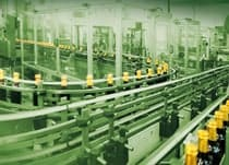 The packaging line