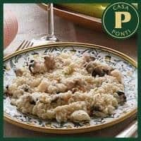 Arroz con pollo y Vinagre Balsámico de Modena Ponti