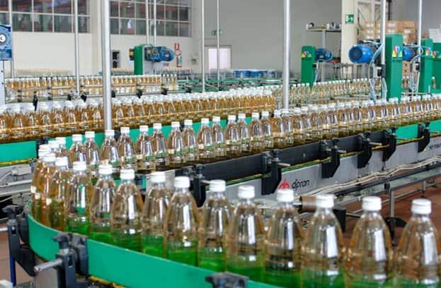 Linea di produzione Aceto di vino Ponti