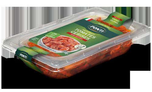 Tomates cerises semi-séchées - Ponti