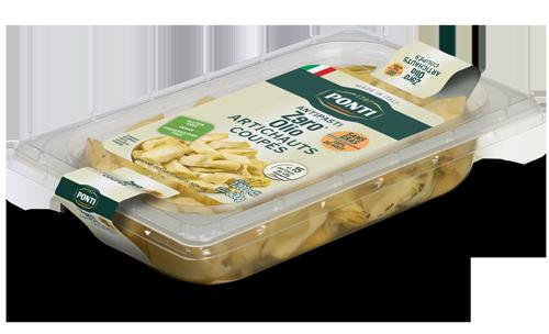 Artichauts coupés - Ponti
