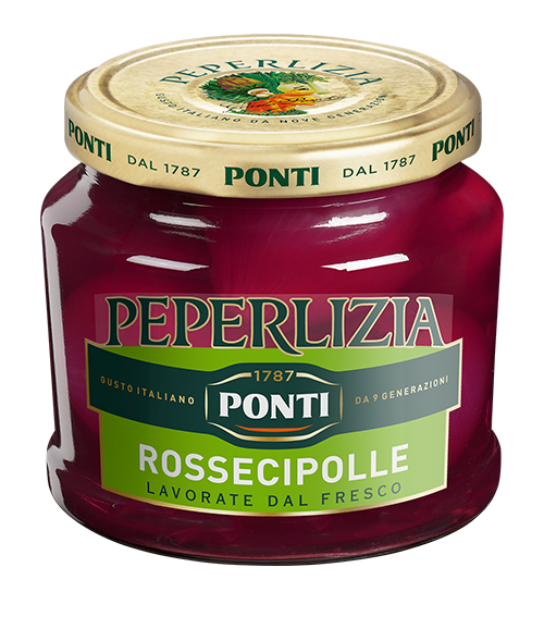 Peperlizia Red Onions - Ponti