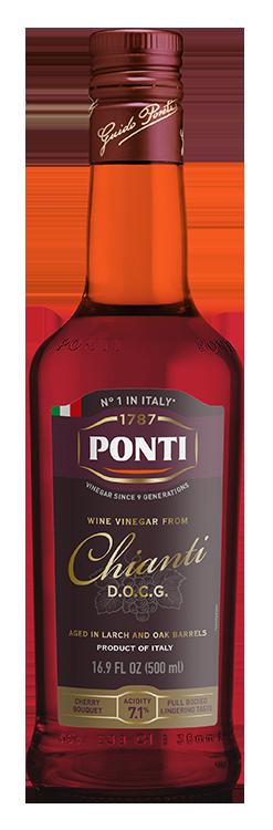 Red Wine Chianti D.O.C.G. Vinegar - Ponti