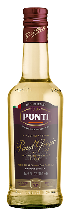 Pinot Grigio Oltrepò Pavese D.O.C Wine Vinegar - Ponti