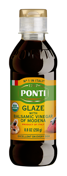Organic Glaze With Balsamic Vinegar of Modena - Ponti