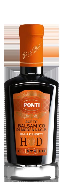 Vinaigre Balsamique de Modène I.G.P.Haute Densité - Ponti