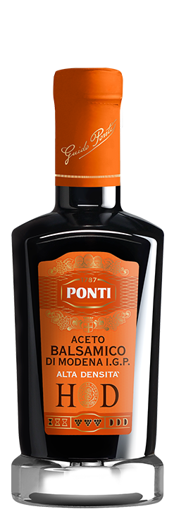 Balsamic Vinegar of Modena P.G.I. High Density - Ponti