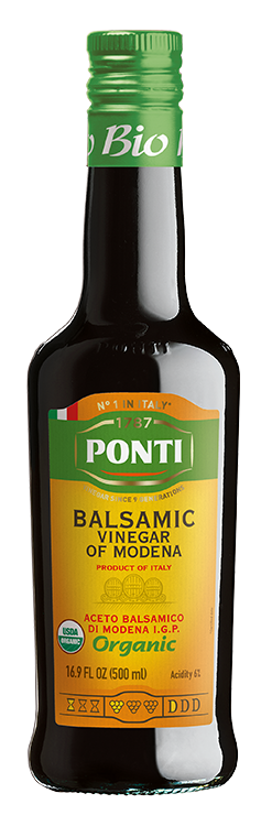 Organic Balsamic Vinegar of Modena - Ponti