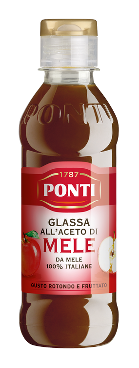 Glassa all'Aceto di Mele 100% italiane - Ponti