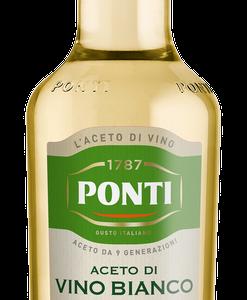 Organic 100% Italian White Wine Vinegar - Ponti