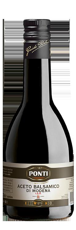 Aceto Balsamico di Modena I.G.P. Bottiglia DOC - Ponti