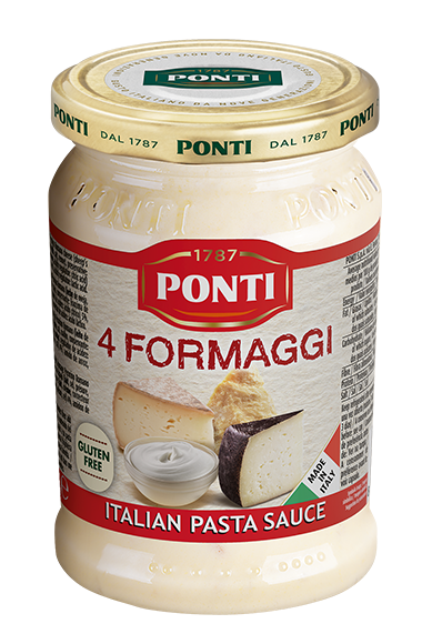 Four Cheese Sauce - Ponti