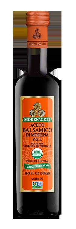 Organic Aceto Balsamico di Modena P.G.I Modenaceti - Ponti