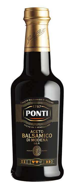 Aceto Balsamico di Modena P.G.I. Gold Capsule Aged 12 months - Ponti