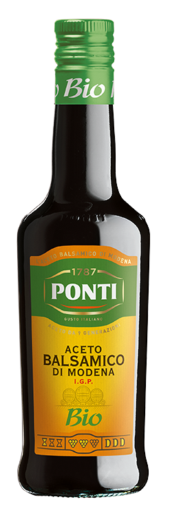 Organic Balsamic Vinegar of Modena P.G.I. - Ponti
