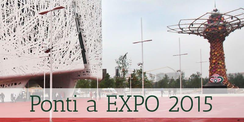 Ponti a Expo 2015
