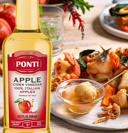 The gentle taste, 100% Italian.