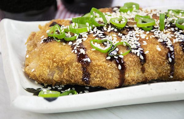 Cotoletta di maiale glassata con Glassa Gastronomica Ponti alla soia - Ponti