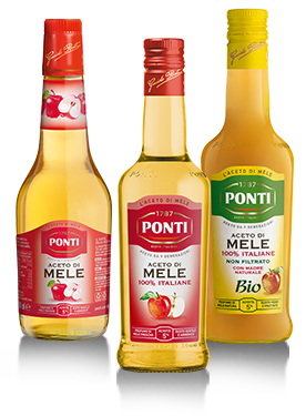 Aceti di Mele Ponti
