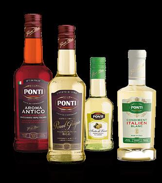Vinaigres de Vin Ponti