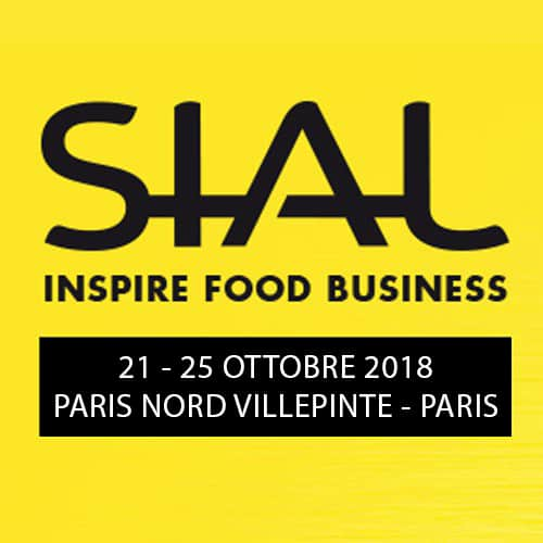 Ponti partecipa a Sial 2018 di Parigi