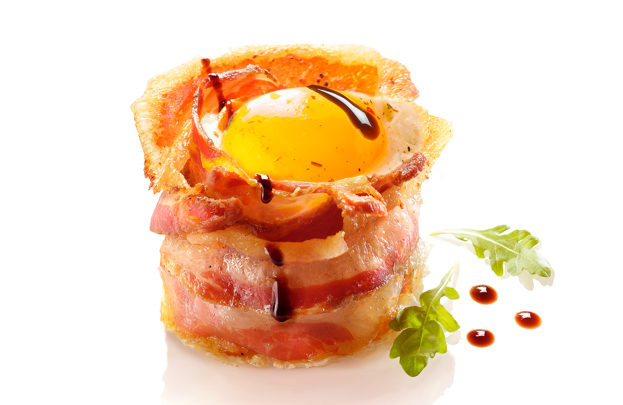 Bacon and Eggs - Ponti
