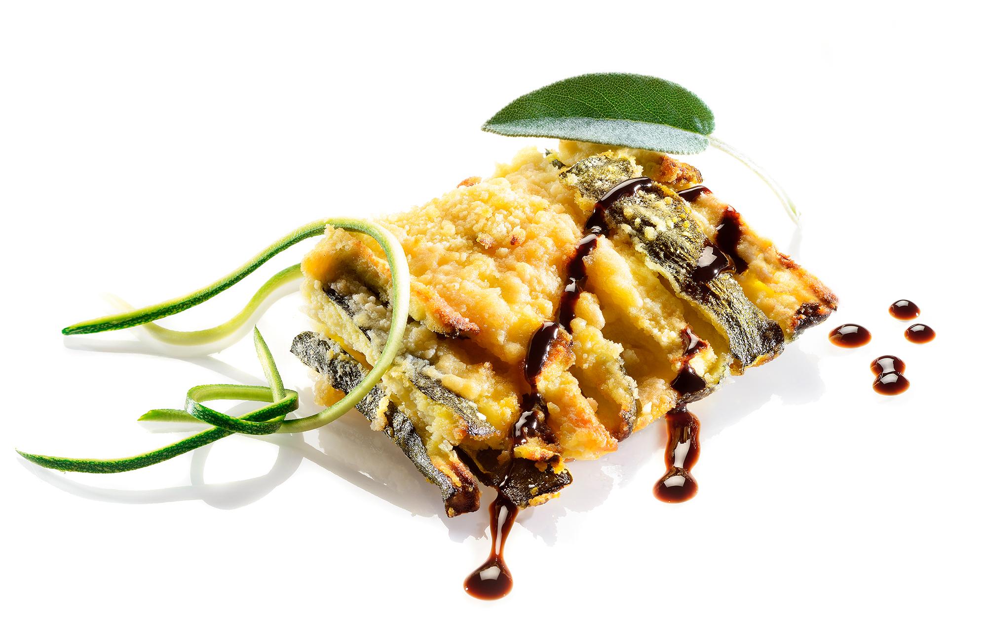 Crispy Zucchini - Ponti